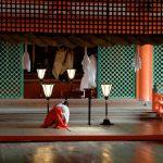 Buddhist Monastery architecture in China. Vihara (and 3)