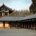 Buddhist Monastery architecture in China. Vihara (2)