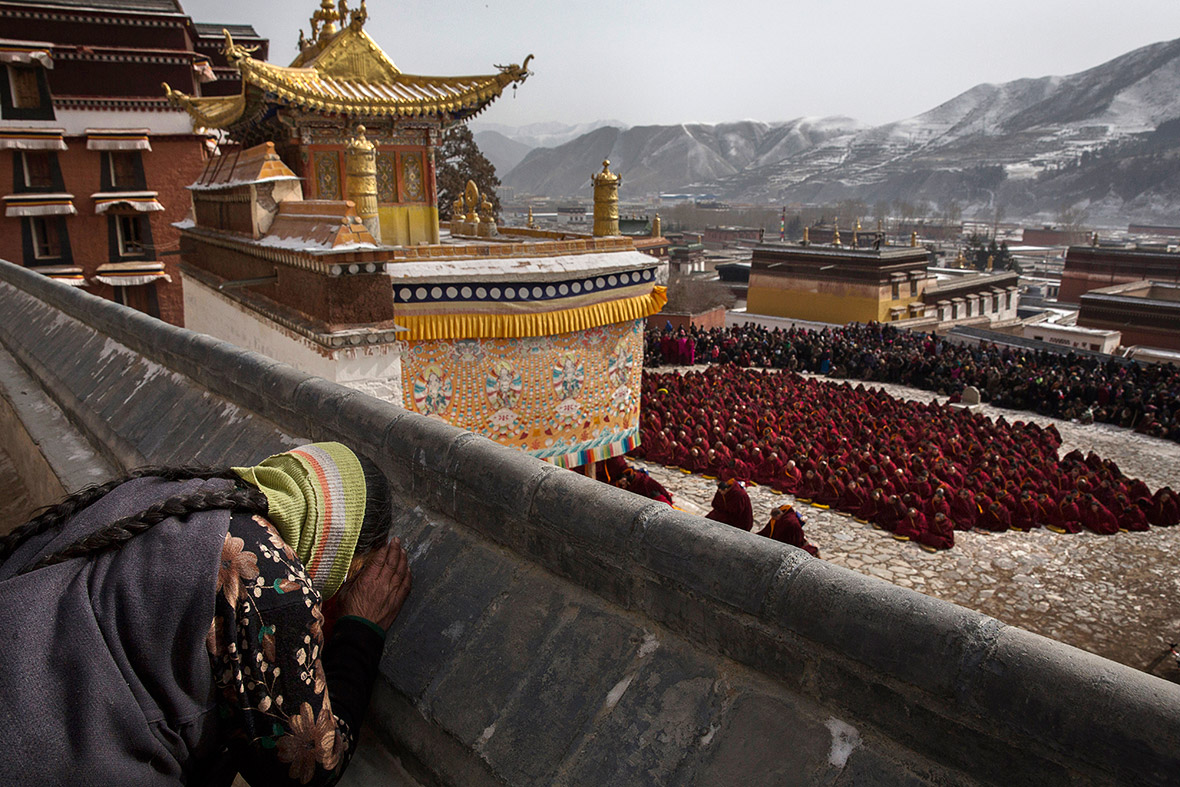 Ancient Tibetan monastery renovation completed - The Archaeology ...