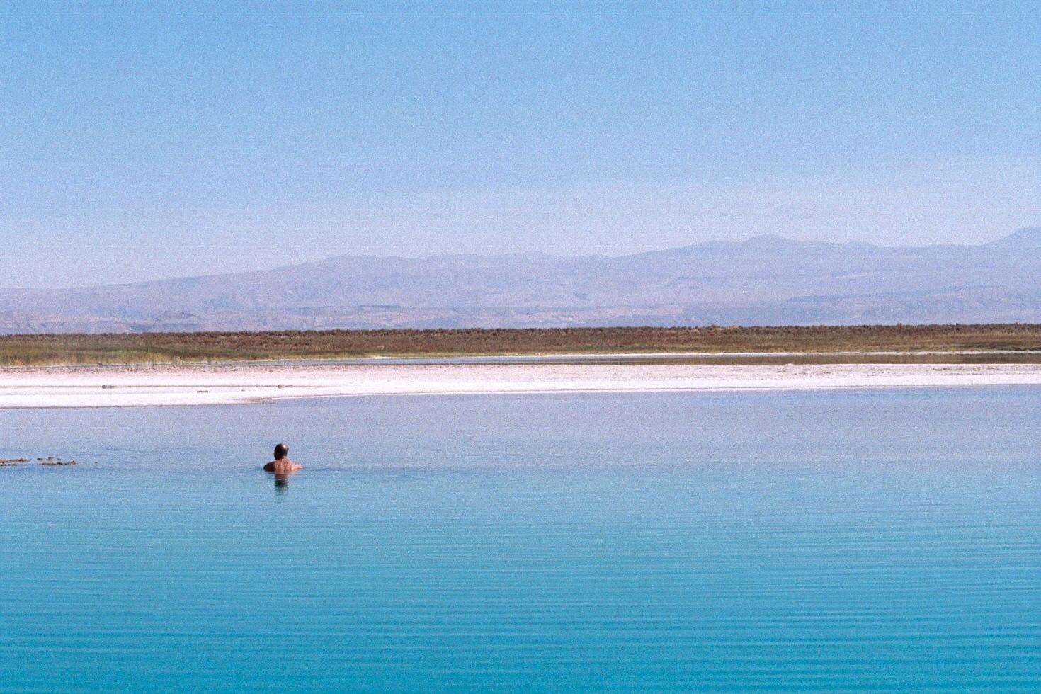 Atacama Desert Brine lake I